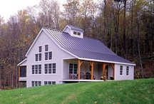 Timber Frame House Plans / Can't seem to find the right floor plan for your new home? Check out some of our predesigned timber frame house plans!