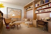 Multipurpose Rooms / Rooms that have dual identities.