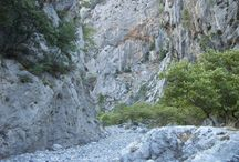 Agali Gorge! / At the foot of Mount Dirfys there is a fantastic gorge to discover (Agali Gorge)!