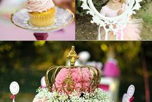 Princess tea party / by Tomi Clifford