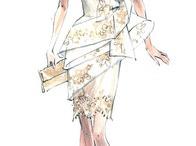 Fashion sketchs