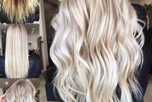 Winter Blonde...Balayage goals