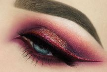 Fall Makeup / Looks that use the rich colors associated with Fall!