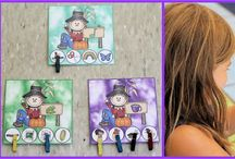 Rhyming Words / Lessons, activities, and centers for teaching rhyming words for prek, kindergarten, first grade, and second grade classrooms.
