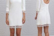 ασπρο φορεμα