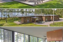 Summer cottage styles