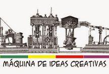 """Creatividad / """"Usemos la fantasia para establecer una relación activa con la realidad"""" Gianni Rodari"""