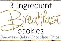 Recipes biscuits
