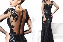 Beloved pieces of cloth / Evening dresses, cocktail dresses, little black dresses, lace dresses to love