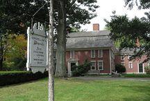 Wayside Inn and New England / by VeraMarie Badertscher