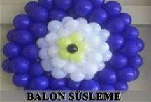 Sünnet Balon Süslemesi / Balon süslemesi uygulamaları çeşitli alanlarda yapılmaktadır.Bunlardan biriside erkek çocuklarının en özel günlerinden birisi olan sünnet balon süslemesidir.Keyifli balon süslemesi hizmetleri ile sizlerleyiz.