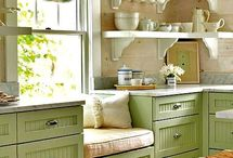 Kitchens / by Christy McCleery Perry