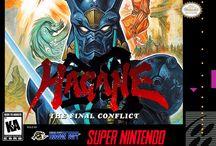 Gaming - Super Nintendo