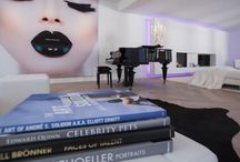 Living White Design / Wit luxe interieur