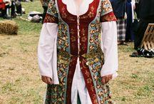 Persian/Turkish garb