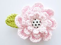 Crochet Flowers / by Donna Charles