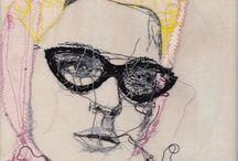 Art / Stitched