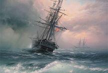 Arte del océano