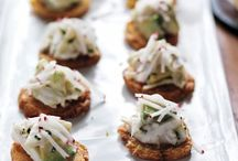 Appetizers and Hors d'Oeuvre
