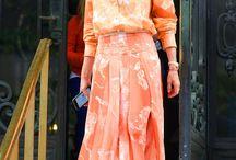 Moda. Outfits Celebridades