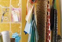 Storage Solutions... I love Storage and organization, I have a bunch of crap / by Vee Ronnie Kà