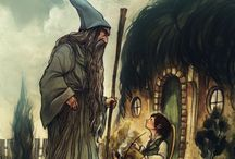 Lord of the Rings / by Sherry McGinn
