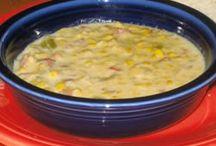 soups, salads n sauces