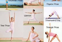 Yoga / by Autumn Begley