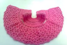 Ropa de niños a crochet