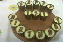 CELEBRATIONS AND SPECIAL OCCASIONS / Special celebration chocolates