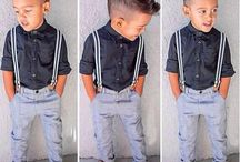 Junge/ Kleidung
