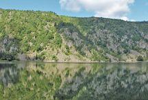 Le Tour des lacs Vosgiens / Et hop, trois lacs vosgiens en une seule randonnée ! Le blanc, le noir, et le lac des truites, situés dans la vallée de Kayserberg. Mais le panorama se mérite, avec une dizaine de kilomètres et quelques 500 mètres de dénivelé dans les jambes.