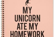 Unicorn related stuff
