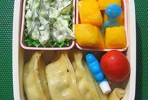 Food in a Box - Bento / by Liz Proepper