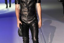 Men Leather Fashion