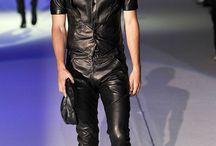Men Leather Fashion