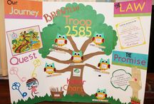 Creative Kaper Charts / by Girl Scouts of West Central Florida