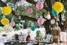 """In the Woods Baptism / In the Woods- a unique themed baptism, taking place at Riviera Estate (ΚΤΗΜΑ Riviera), Athens. Every aspect of the event- from the church decoration, the catering, the floral and table decoration to the candy bar- were carefully selected and designed by the """"Elite Events Athens"""" team to correspond to """"In the Woods"""" theme; managing to spread the magic of this enlivened fairytale. The event ended with the guests, both children and adults, leaving with an unforgettably sweet """"Woody flavor""""!"""