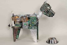 Awesome Reuse of e-waste