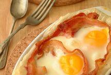 Frühstück Brunch