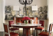 Inspiration Dining Rooms / by FieldstoneHill Design, Darlene Weir
