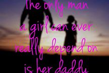 Daddys girl / by Julie Betancourt Grieco