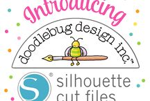 Silhouette Cutting files and ideas / All kind of cutting files and inspirational ideas