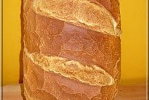 kenyér, kifli,  zsemle
