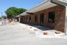 Collier Roofing remodel / Collier Roofing remodeled our office in 2012 / by Collier Roofing
