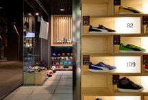 Shoe retail