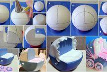 carrinho de bebe para cake