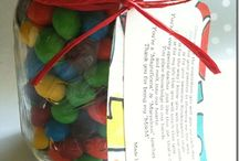 Teacher Gift idea / by Candy Mote-Sangster