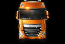 DAF TRUCKS / My absolute favorite Trucks.Strong and stylish with power and charakter.