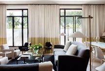 Salon fenêtres